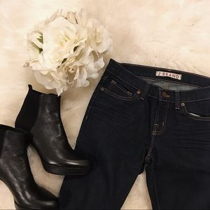 J Brand Skinny Jeans in 'Pure' Color.